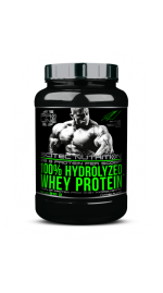 100% HYDROLYZED WHEY PROTEIN*